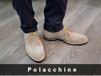 Scarpe Polacchine Uomo