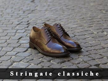 Scarpe stringate Classiche